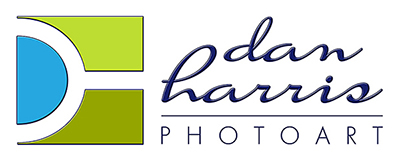 Dan Harris PhotoArt Logo