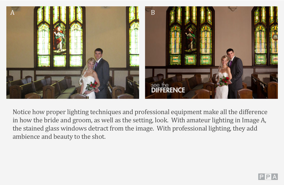 Professional Wedding Lighting
