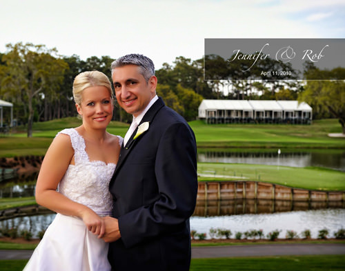 Wedding at TPC Sawgrass Ponte Vedra, FL