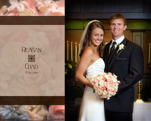 river club first presbyterian church wedding album