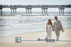 jacksonville beach wedding photographer